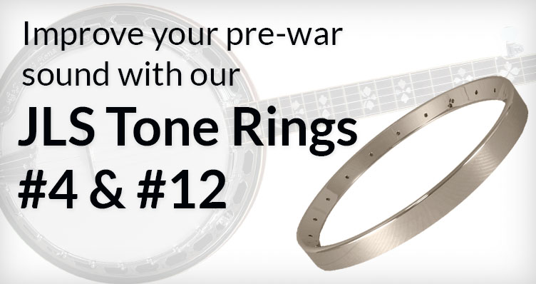 The New JLS Tone Rings