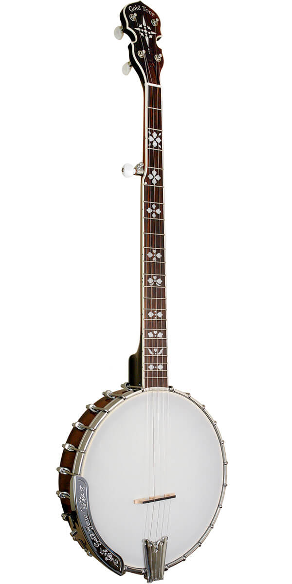 BG-150F: Bluegrass Banjo with Flange and Bag