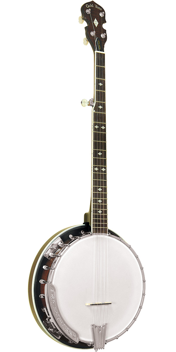 BG-250: Bluegrass Banjo