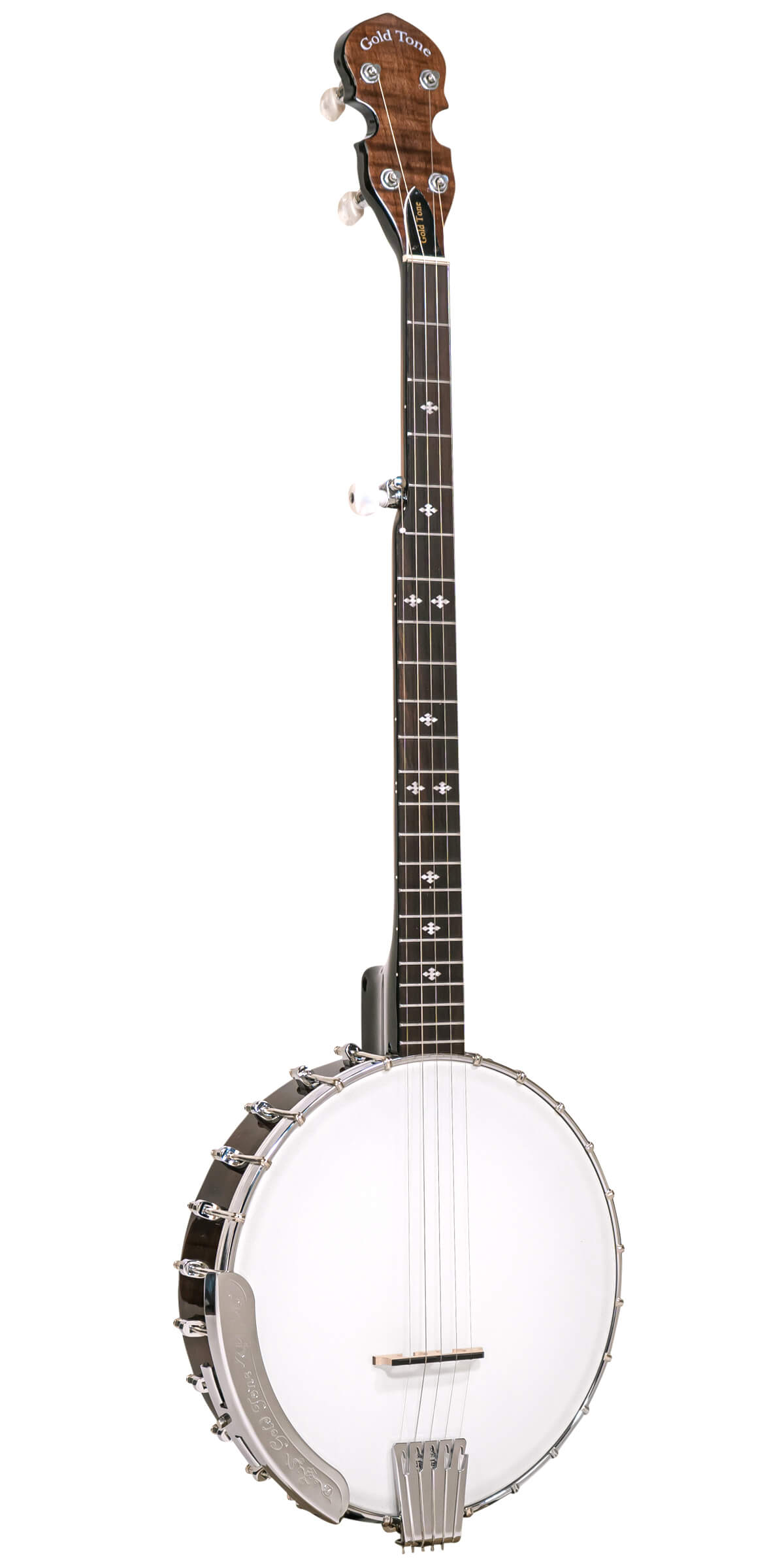 CC-100+: Cripple Creek Banjo Upgraded