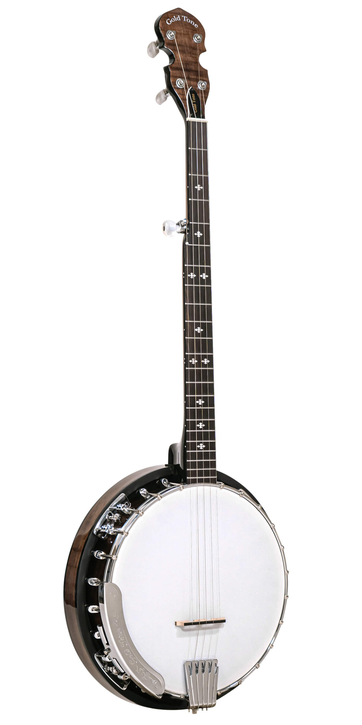 CC-100R+: Cripple Creek Resonator Banjo Upgraded