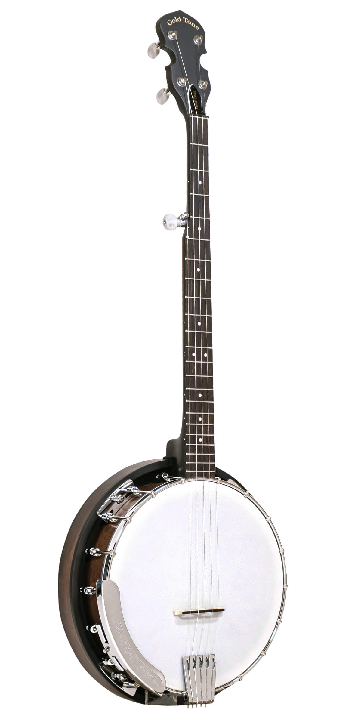 CC-50RP: Cripple Creek Resonator Banjo with Planetary Tuners