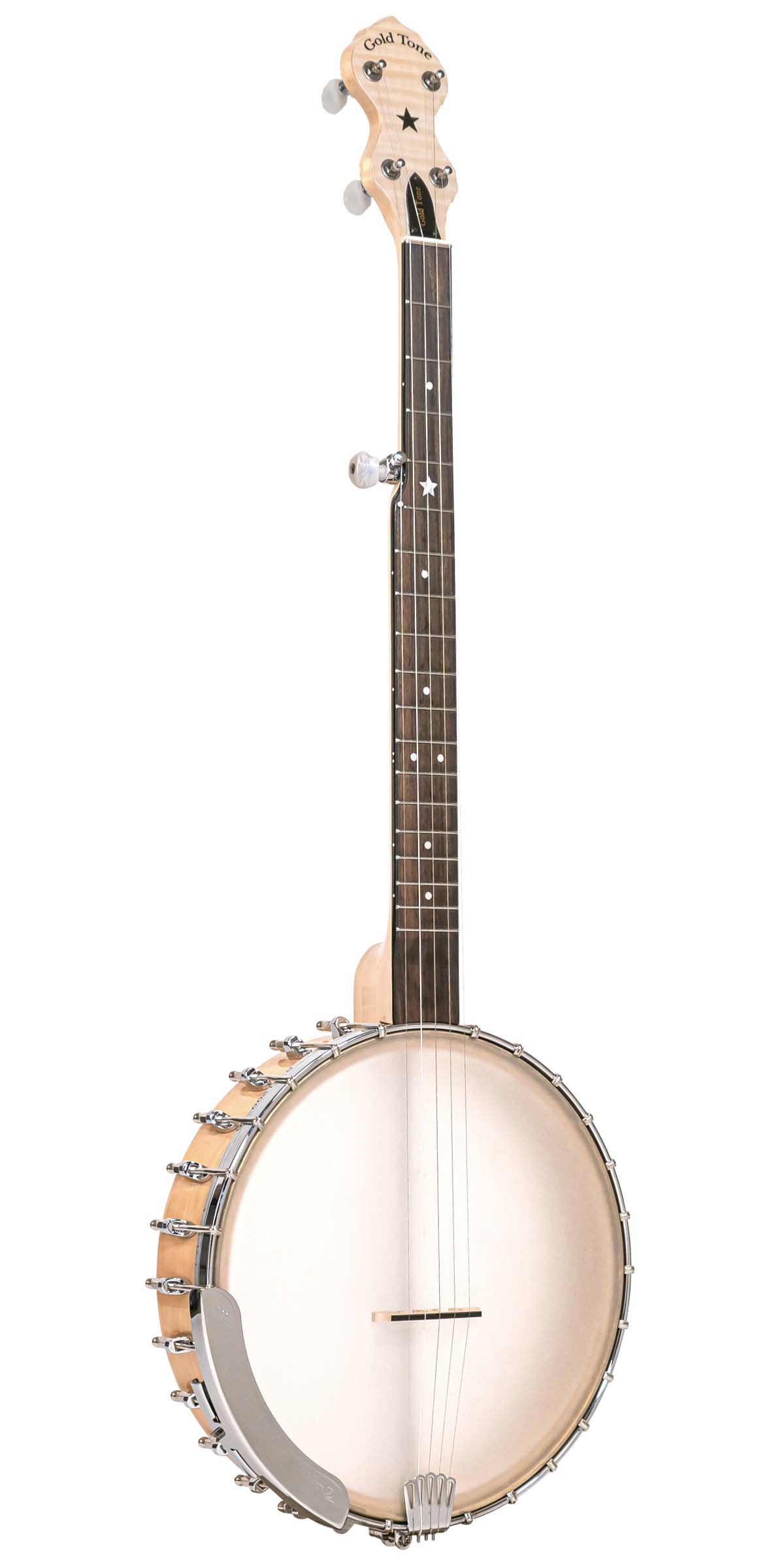CC-Carlin12: Cripple Creek Bob Carlin Banjo