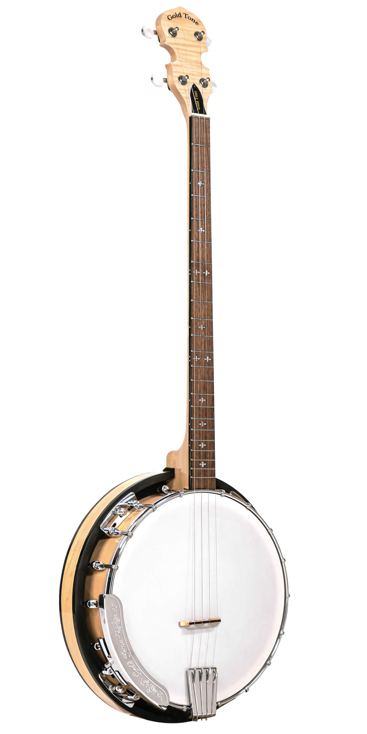 CC-Plectrum: Cripple Creek Plectrum Banjo