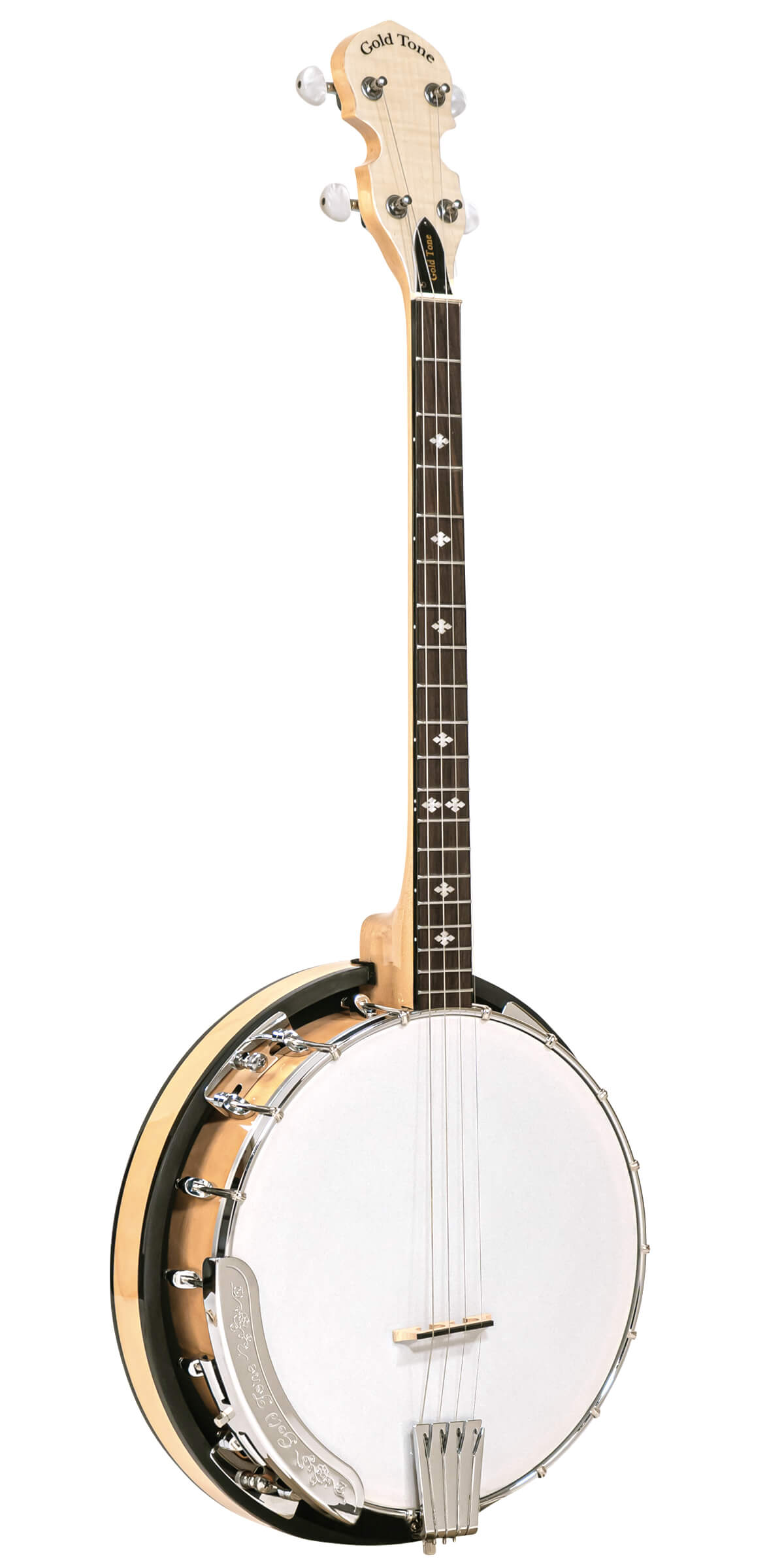CC-Tenor: Cripple Creek Tenor Banjo