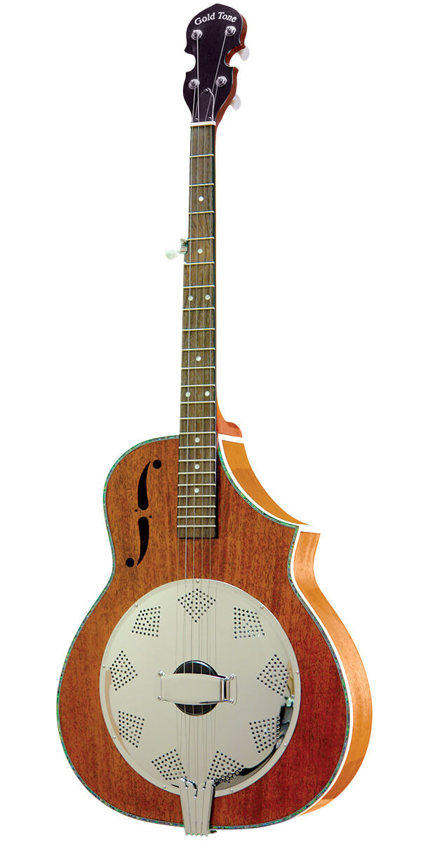 Dojo: Resonator Banjo