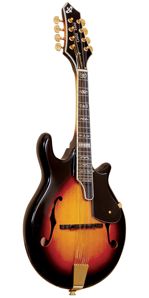 GM-110: Rigel Mandolin with Pickup
