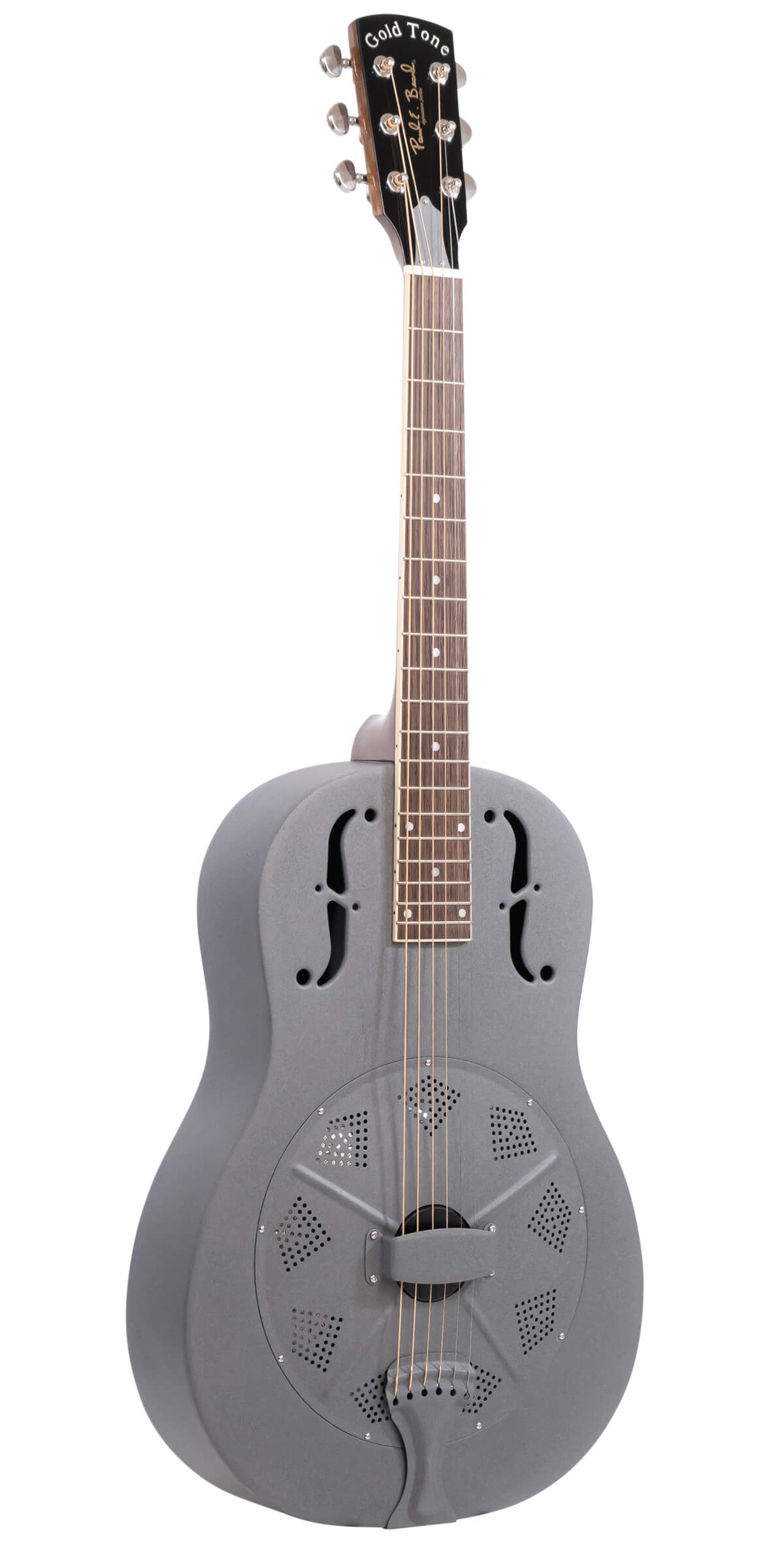 GRS: Paul Beard Metal Body Resonator Guitar
