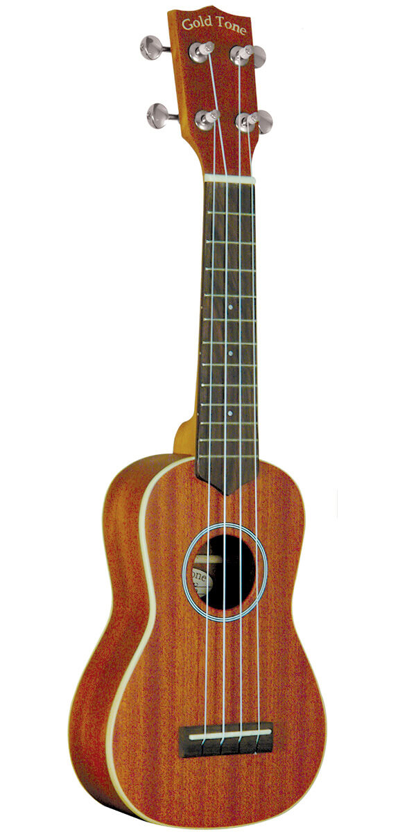 GU-100: Soprano-Scale Ukulele (Discontinued)