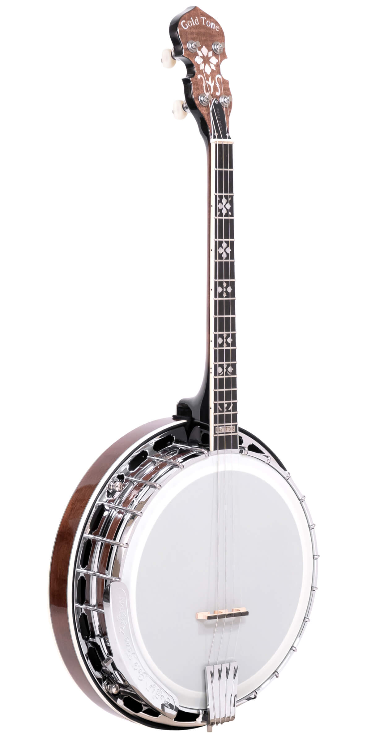 IT-250F: Irish Tenor Banjo with Flange