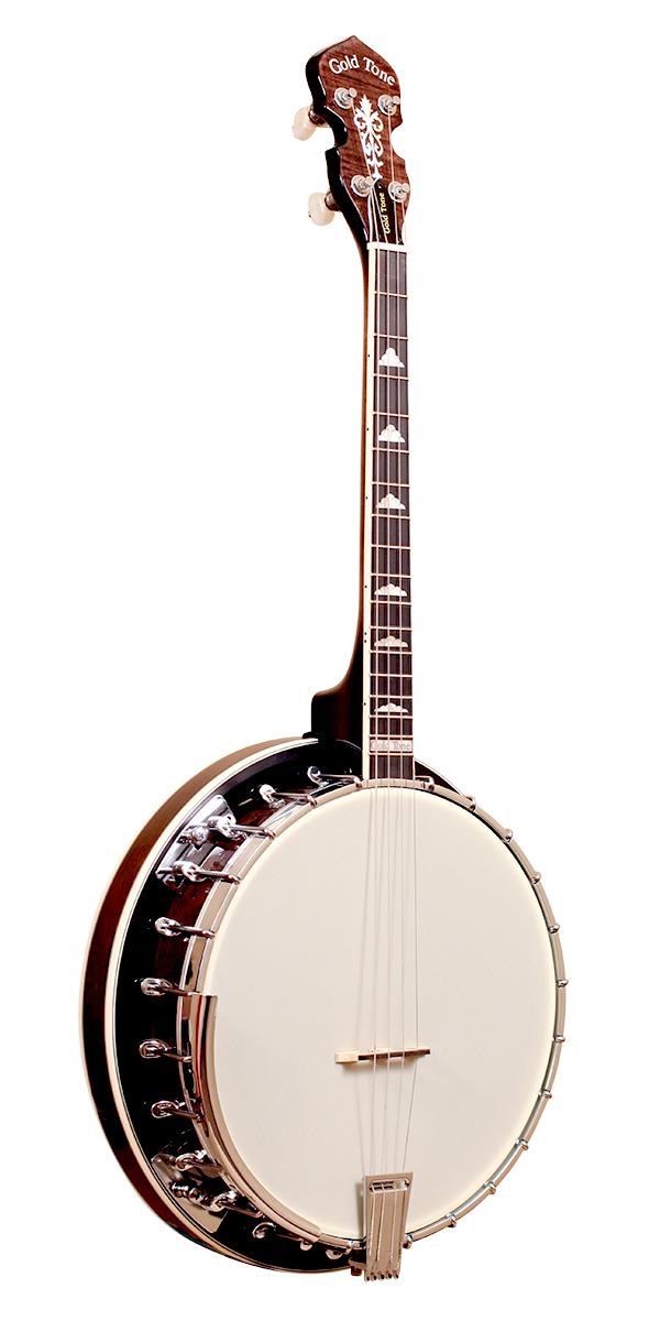 IT-250R: Irish Tenor Banjo with Resonator