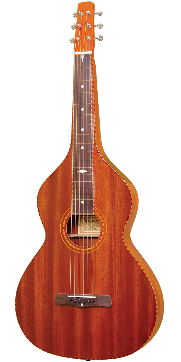 LM Weissenborn: Hawaiian-Style Slide Guitar (Discontinued)