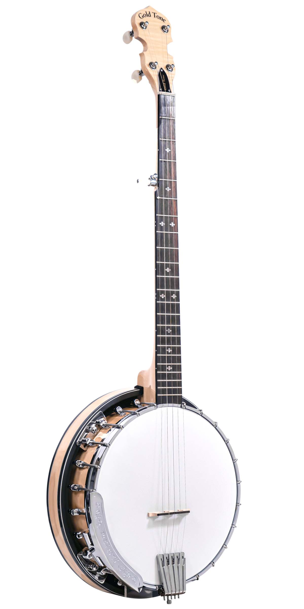 MC-150R/P: Maple Classic Banjo with Steel Tone Ring