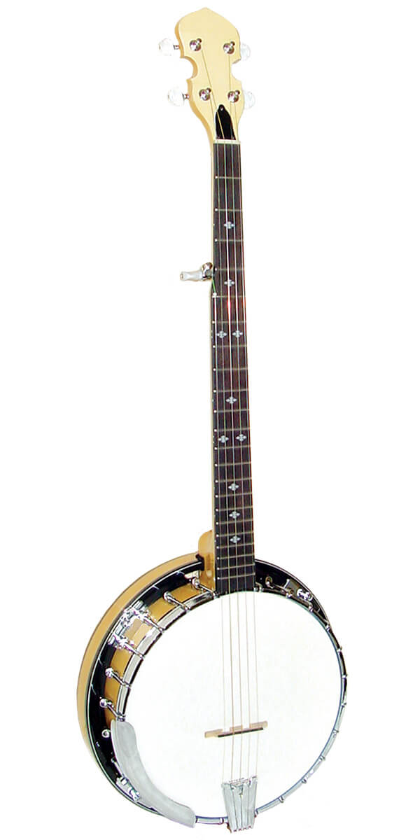 MC-KIT(RES): 5-String Resonator Banjo Craftsman Kit