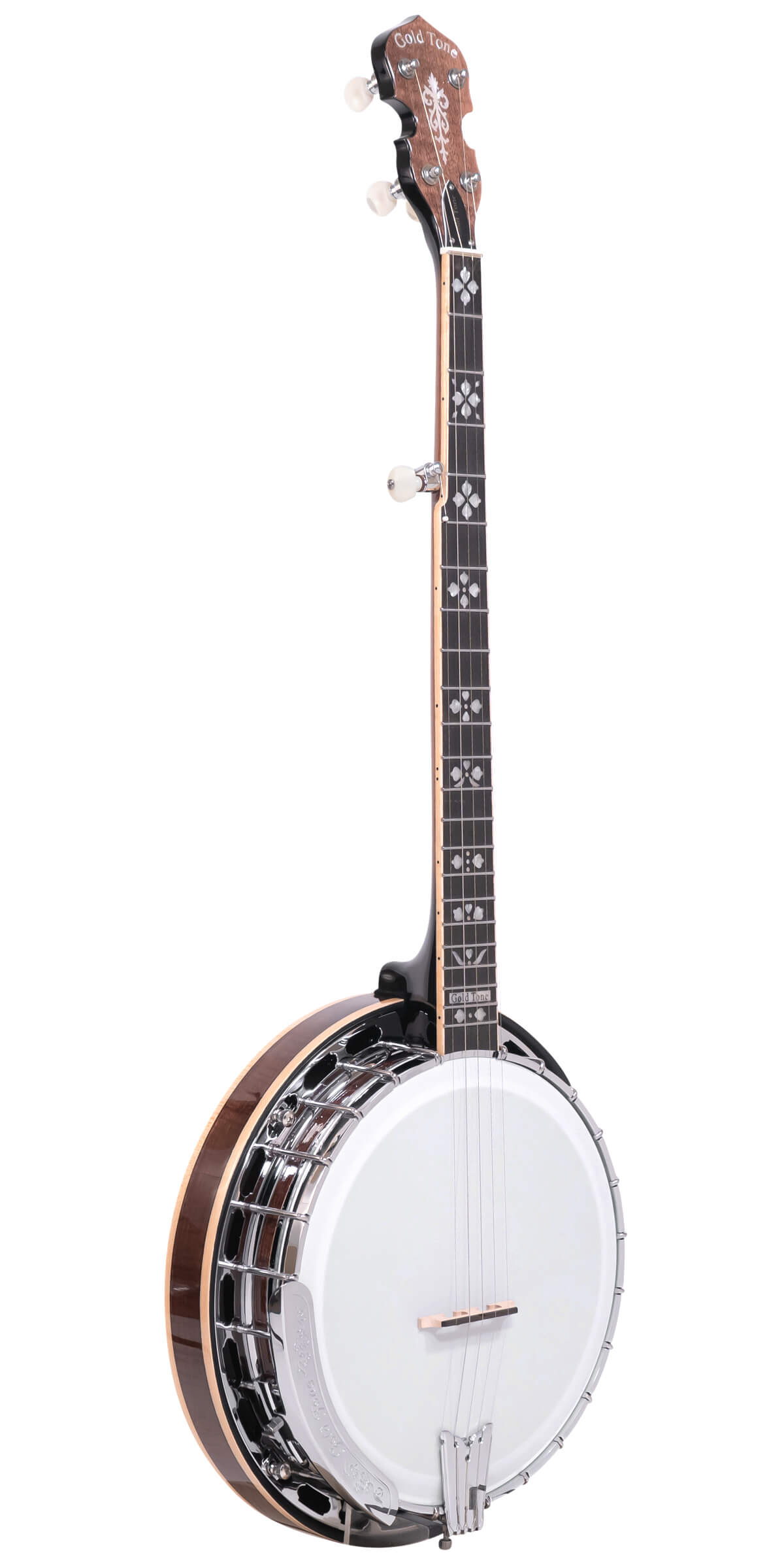 OB-250AT: Orange Blossom Banjo Arch Top