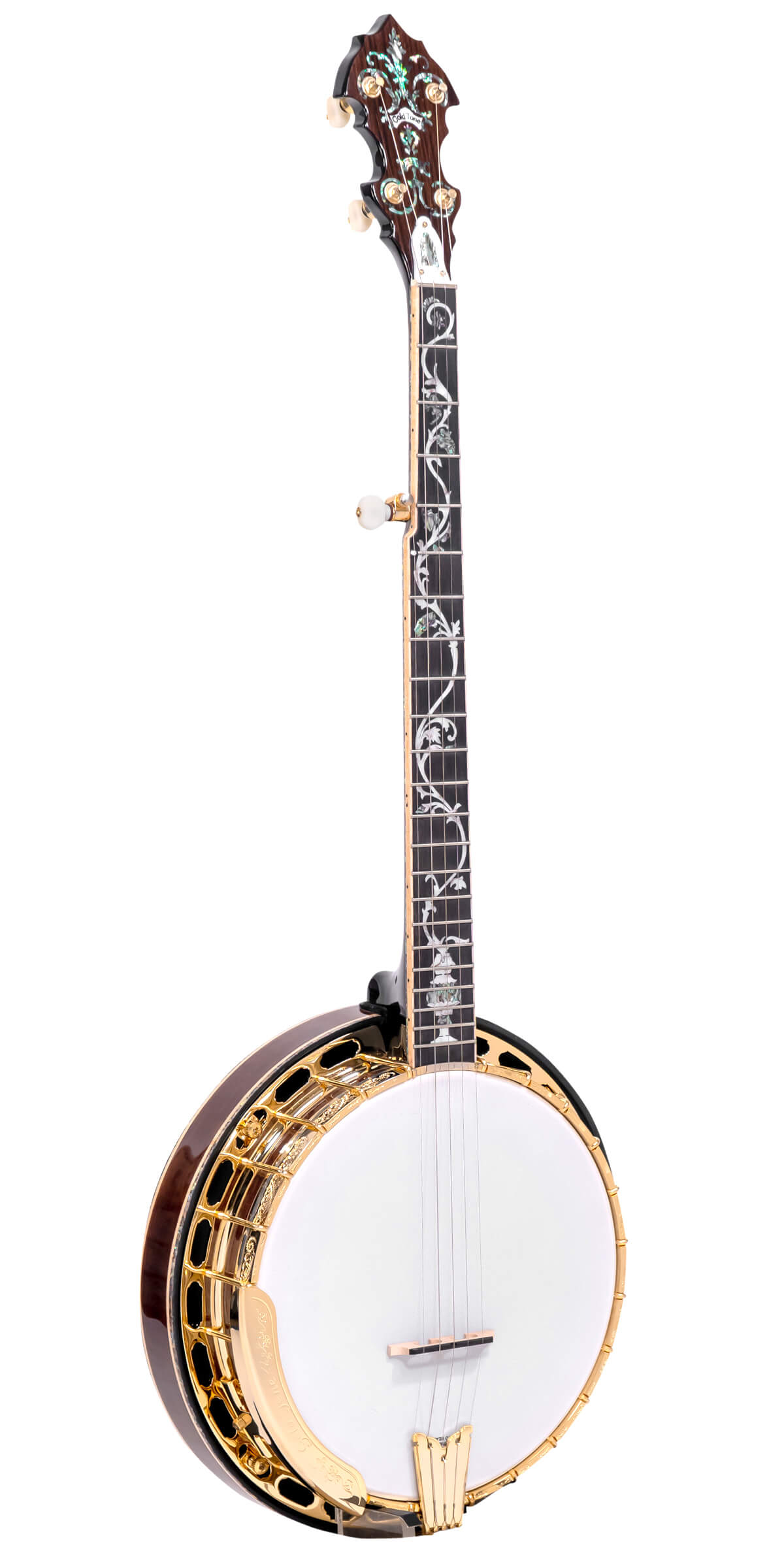 OB-300: Orange Blossom Banjo