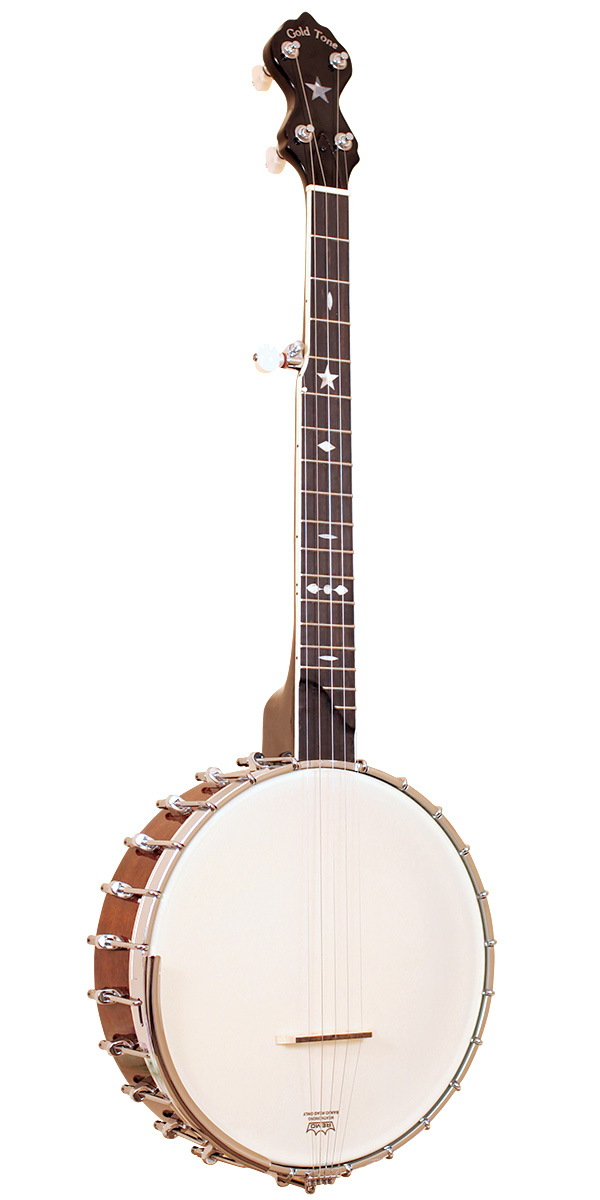 OT-700A: Old-Time A-Scale Banjo (Discontinued)