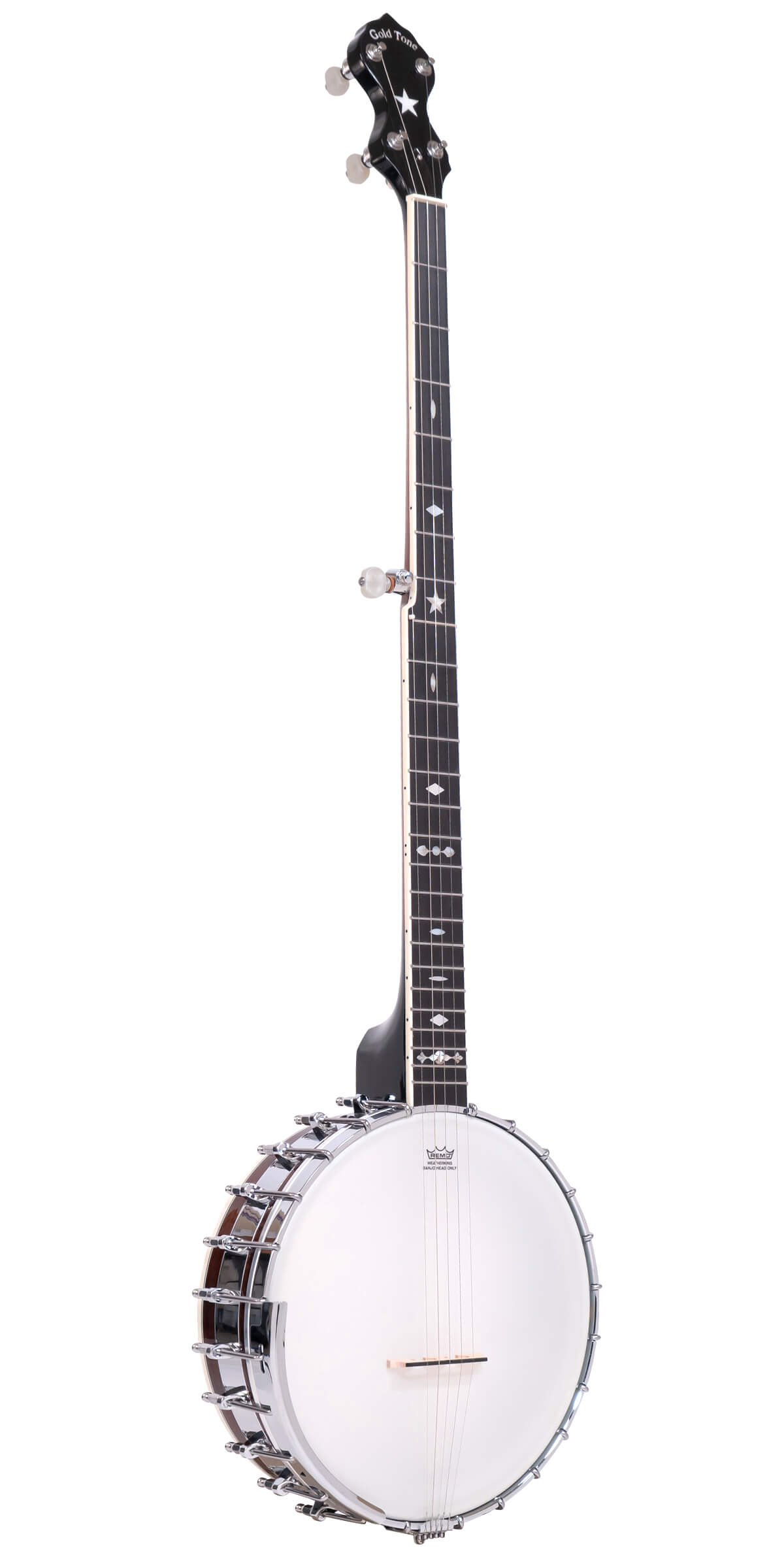 OT-800LN: Old Time Long Neck Banjo