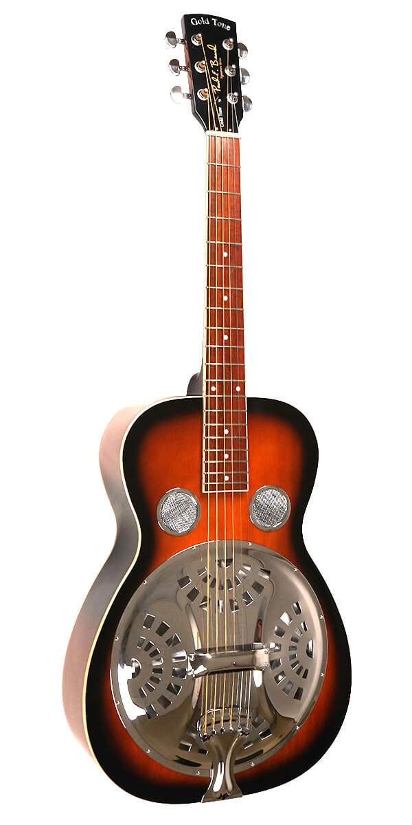 PBR: Paul Beard Resonator Roundneck Guitar