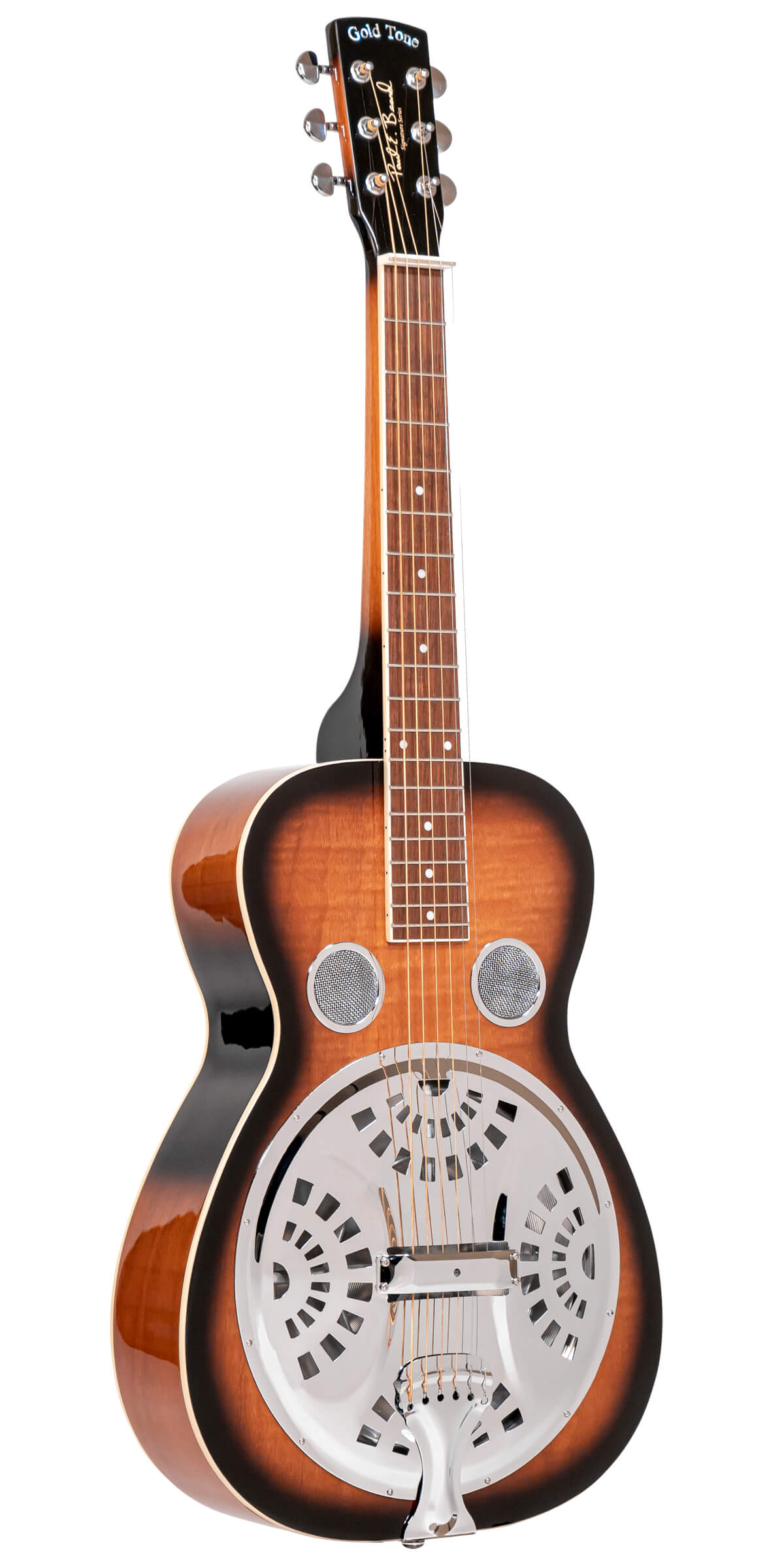 PBS: Paul Beard Squareneck Resonator Guitar