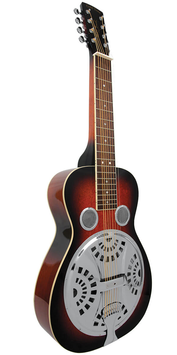 PBS-8: Paul Beard 8-String Squareneck Resonator Guitar