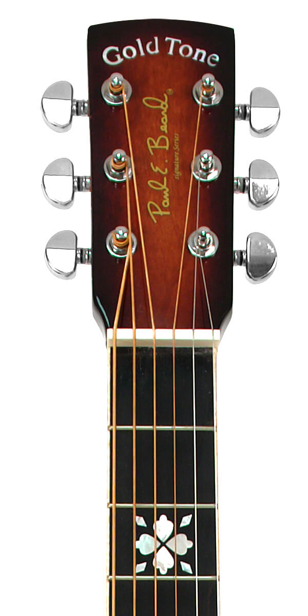 PBS-D: Paul Beard Signature-Series Squareneck Resonator Guitar Deluxe