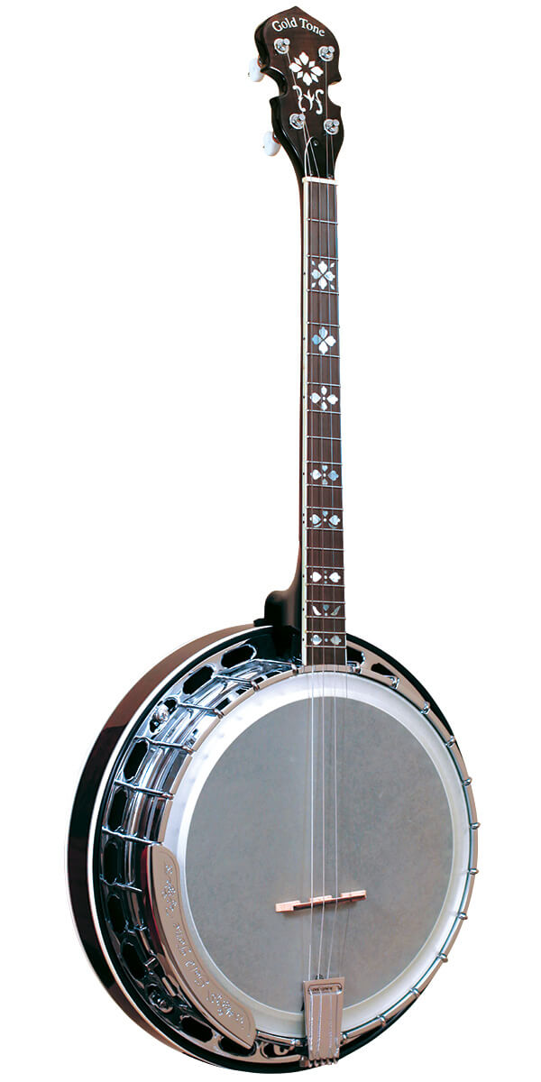 TS-250AT:Tenor Special Archtop Banjo (Discontinued)