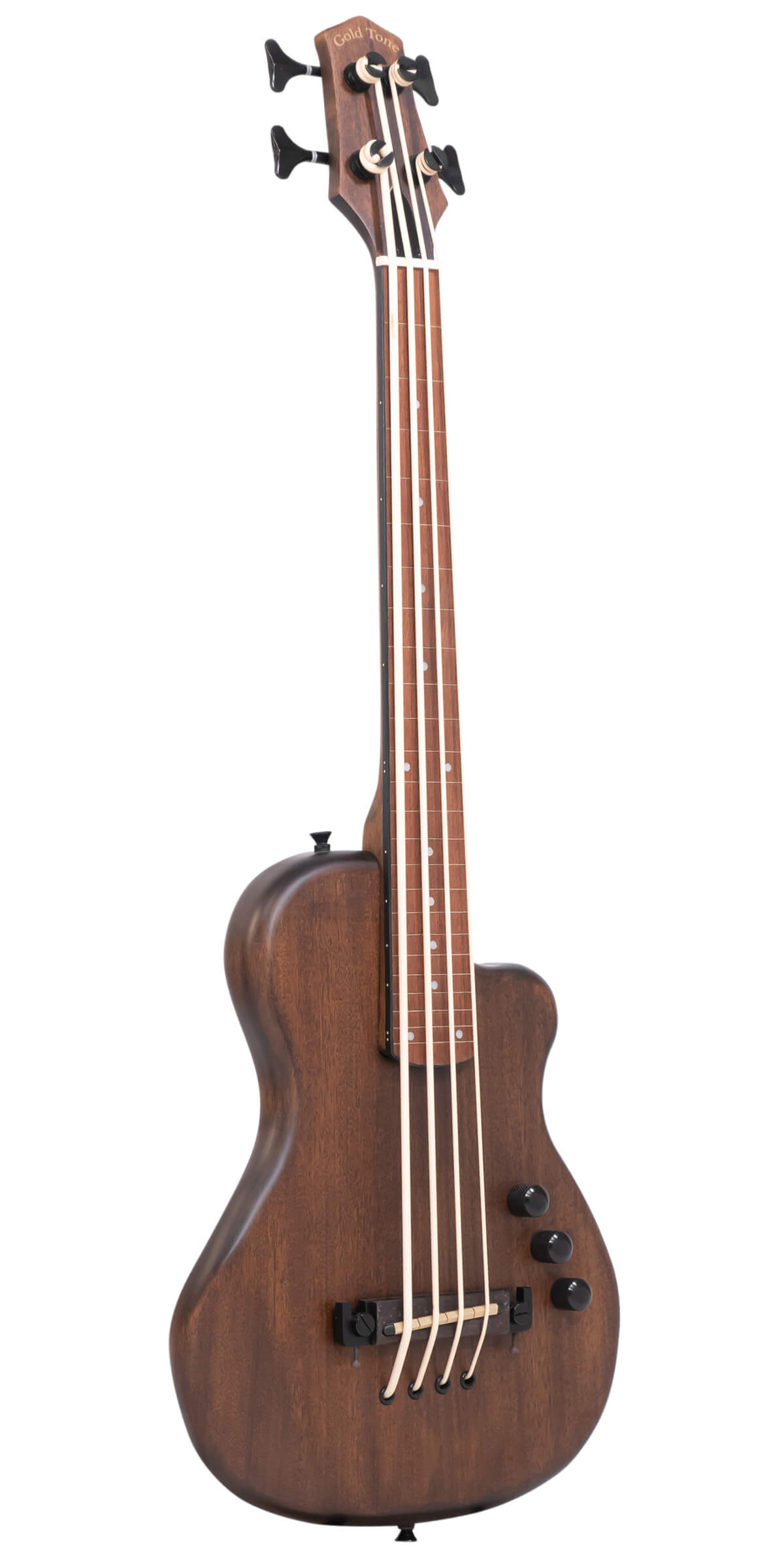ME-BassFL: Fretless Solid Body MicroElectric Bass