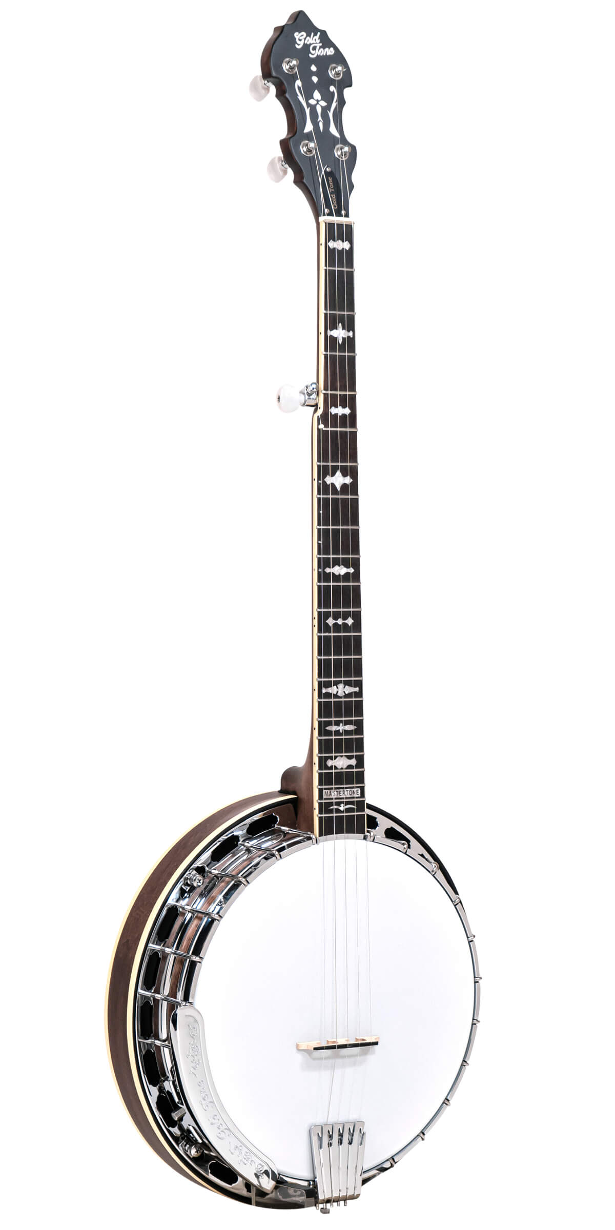 OB-150RF: Orange Blossom Radiused Banjo