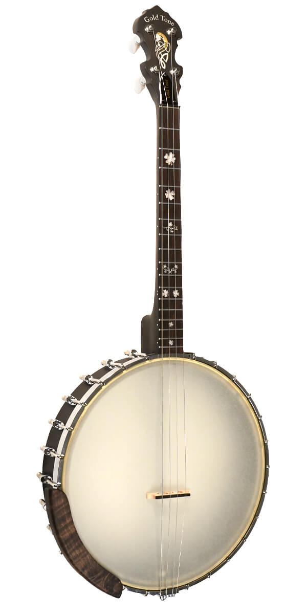 IT-17: 17 Fret Irish Tenor Banjo