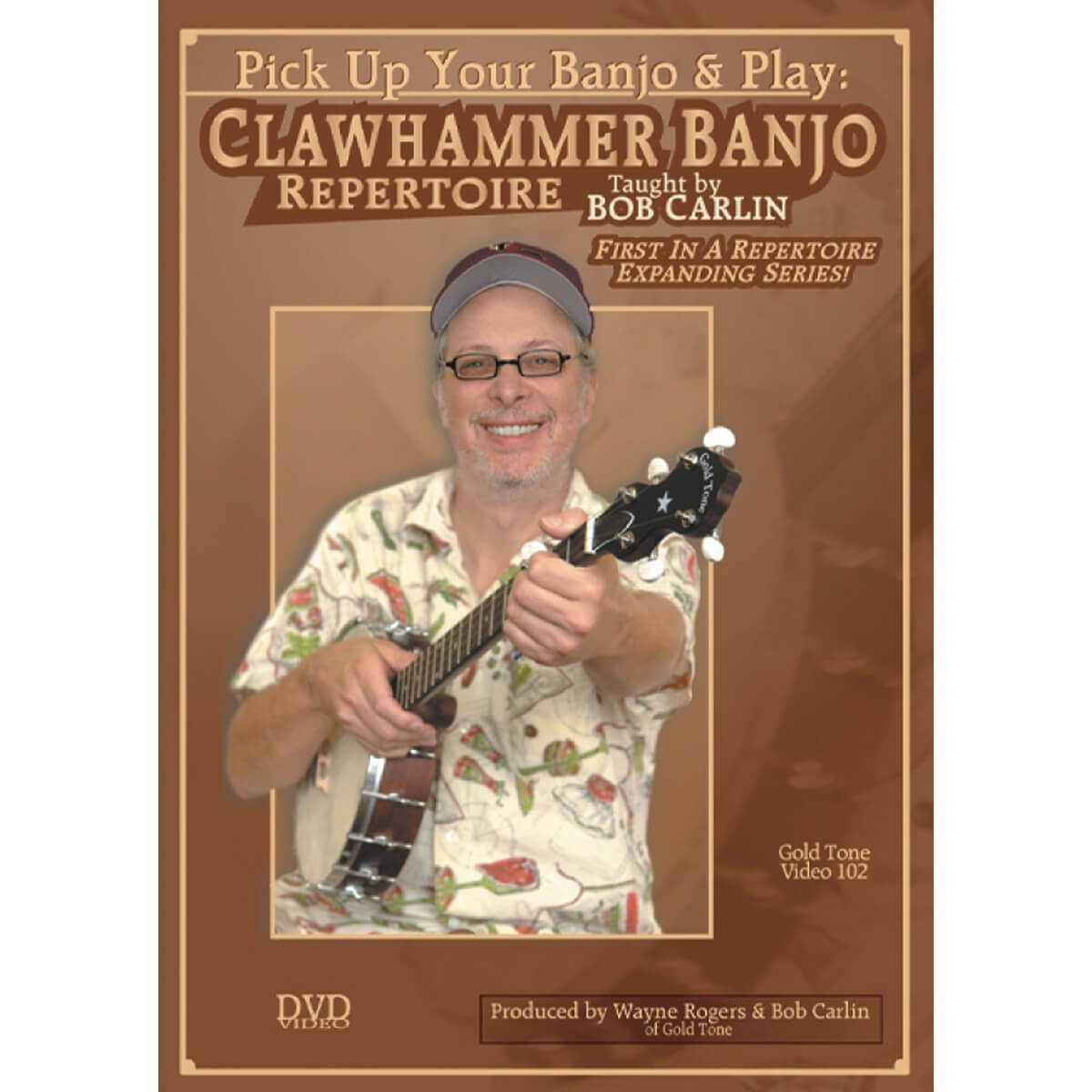 Old Time Banjo Repertoire Carlin