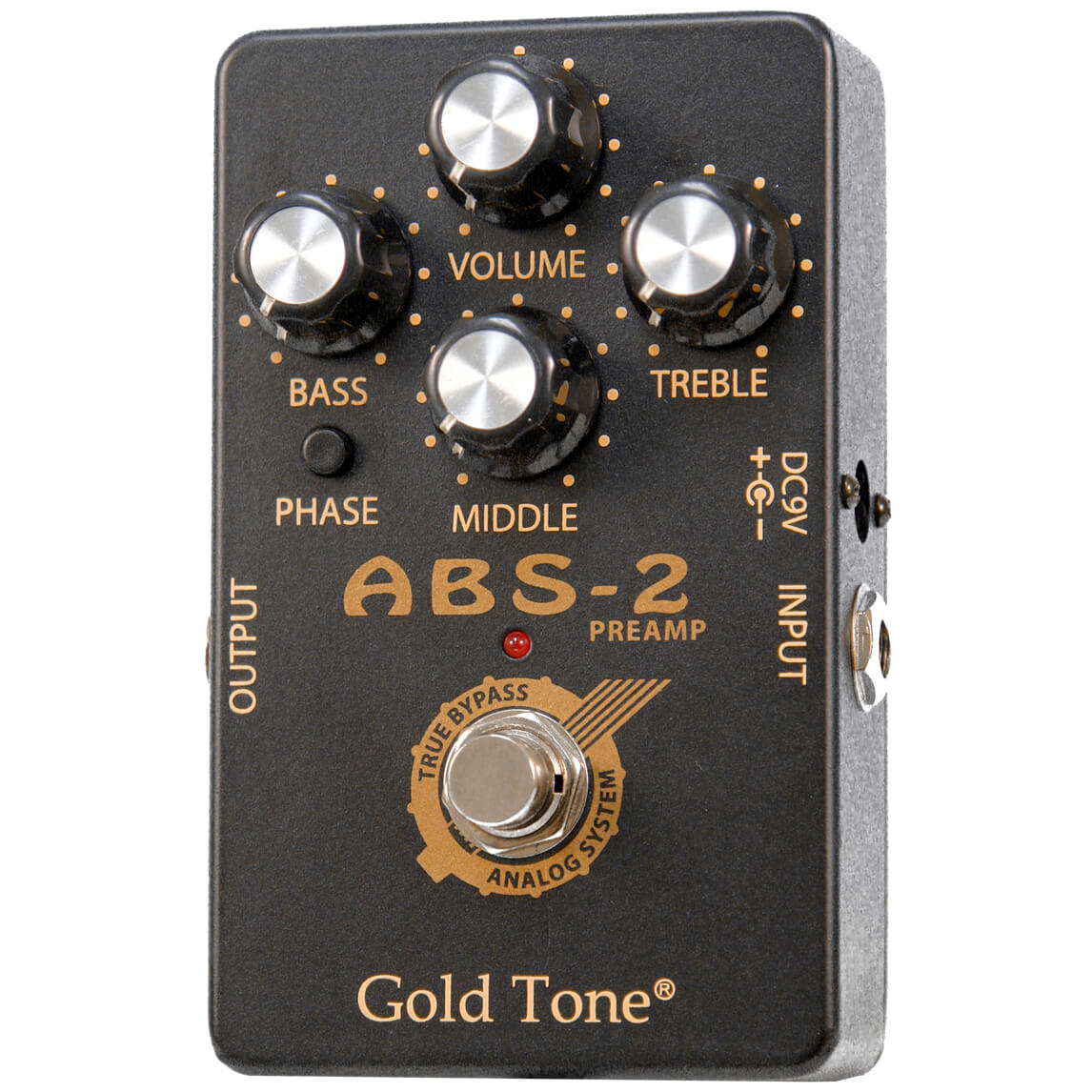 ABS Stompbox Preamp