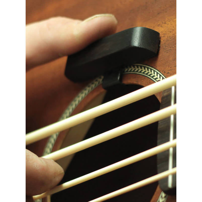 MicroBass Thumb Rest