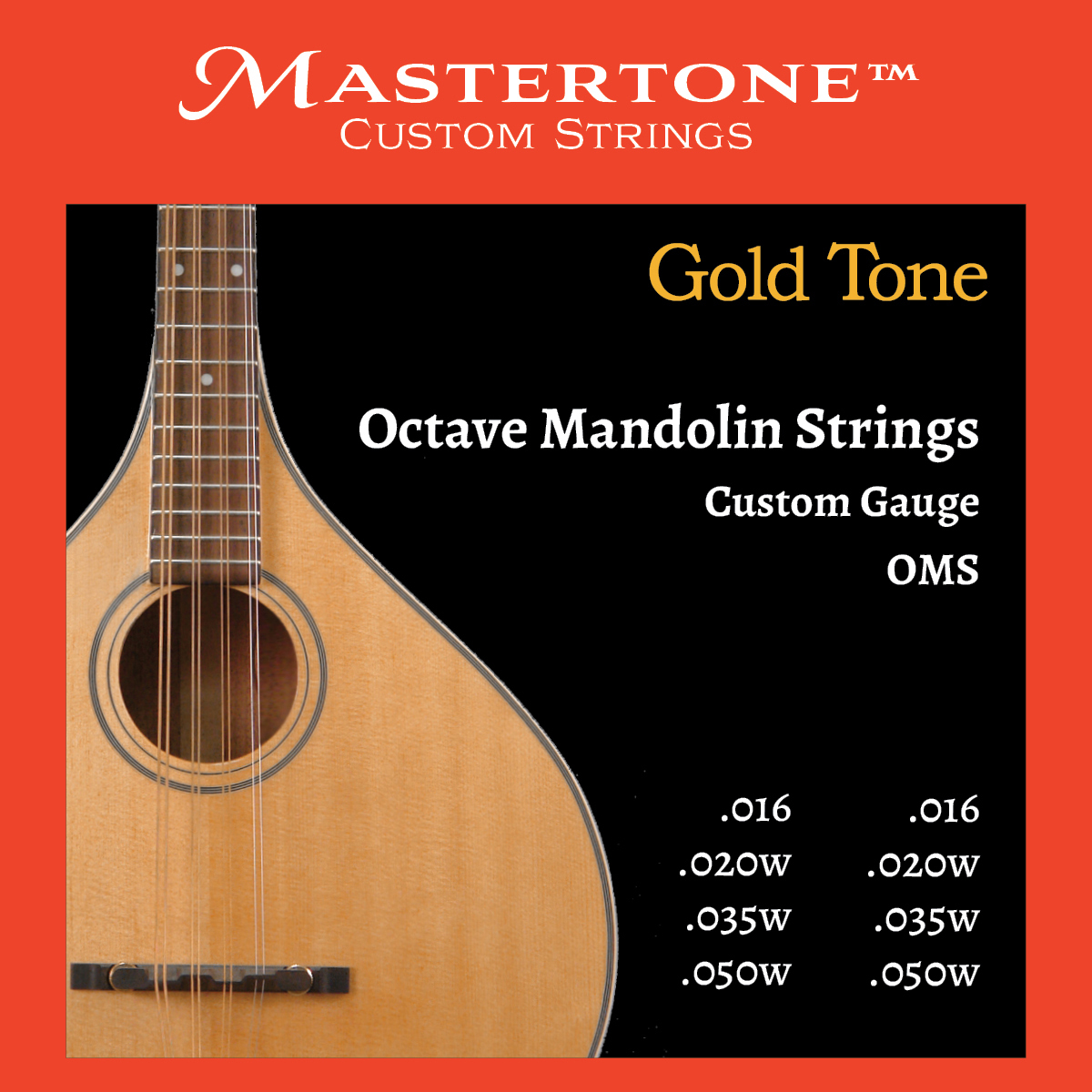 Octave Mandolin Strings