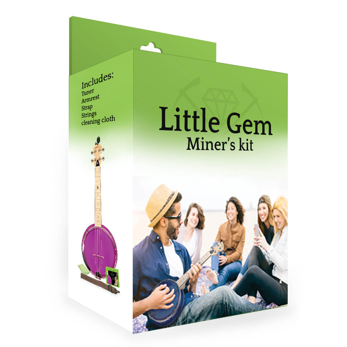 Little Gem Miner's Kit