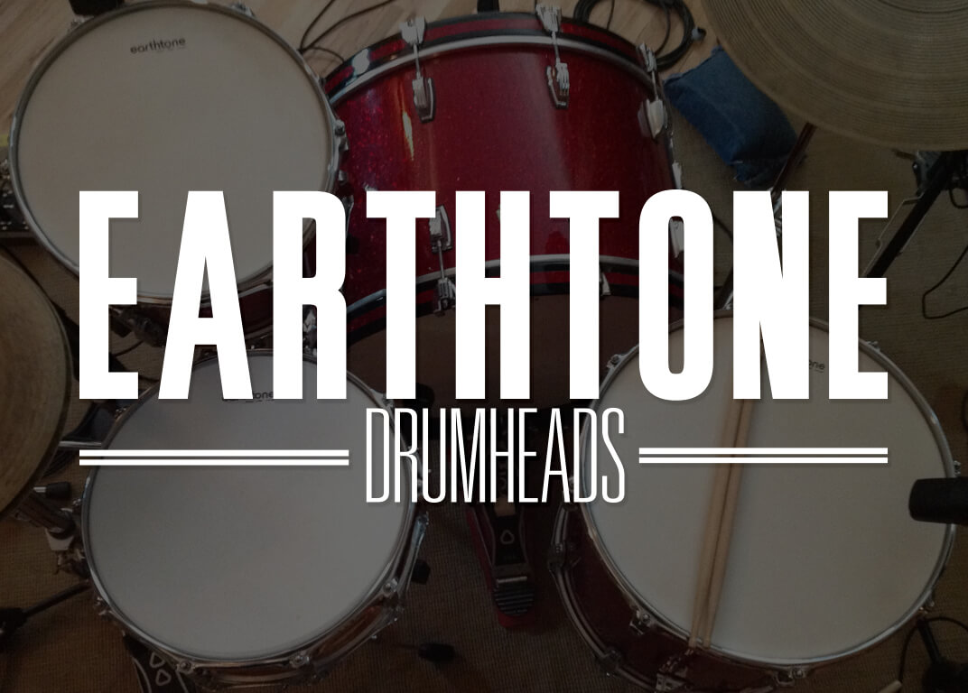 Earth Tone Drumheads