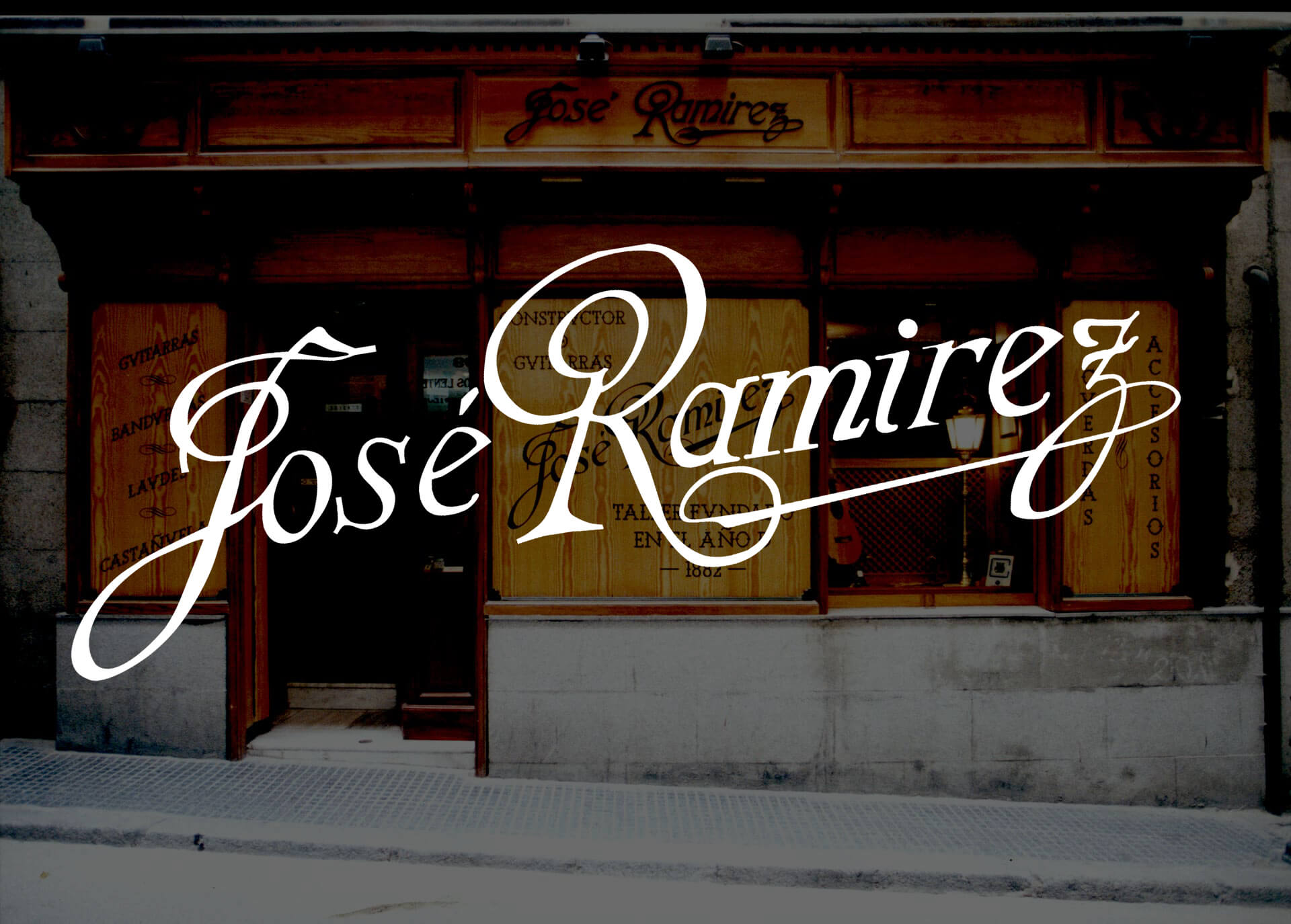 Jose Ramirez Classical Guitars